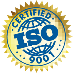 iso 9001 certified 200